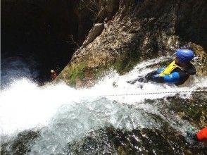 [Gunma, Water] No. 1 popular course! Fox Canyon (Canyoning half-day tour)