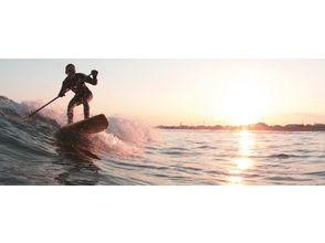 【千葉・岬町太東海岸】サーフSUPマスターコース【1レッスン2時間×3】の画像