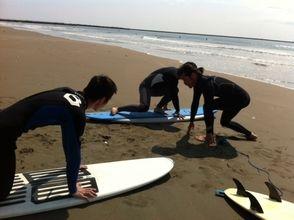 【茨城・つくば市】海を満喫しよう!サーフィン体験実習!の画像