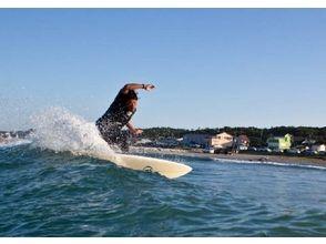 【茨城・つくば市】自前のボードでサーフィン!一般コース実習!の画像
