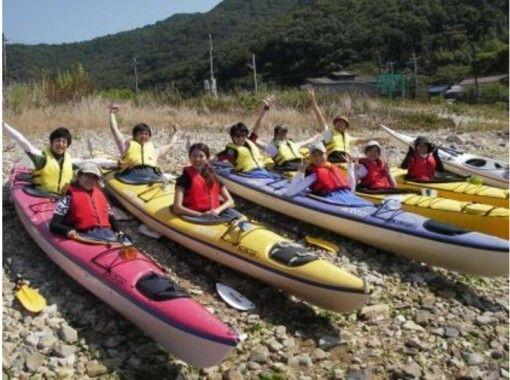 【兵庫・たつの市】昼食付き!瀬戸内海シーカヤック体験・無人島ツアー