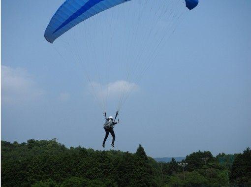 【九州・長崎】自分の体が浮いて爽快!パラグライダー体験