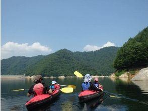 [群馬,水/水]想體驗其中的樂趣和大自然的輝煌!獨木舟體驗(1天課程)