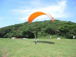 【愛知・初心者向け】Web割!パラグライダー体験(一人乗り:半日コース)の画像
