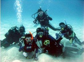 【沖縄・石垣島】ダイビングのライセンス取得!スクーバダイバー講習(3日コース)の画像