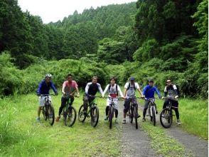 [Hakone] Deep Forest cruising [MTB]