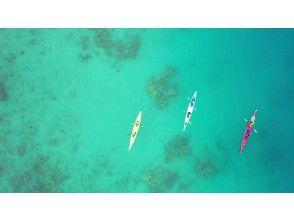 【鹿児島・奄美大島】【地域共通クーポン利用可能】シーカヤック&シュノーケリング体験!大自然のなか無人の白いビーチへ【少人数制・3時間】