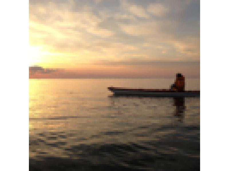 Introduction image of [Tokushima Naruto] Sea Kayak Experience Tour (GoodMorning! / Sunset course)