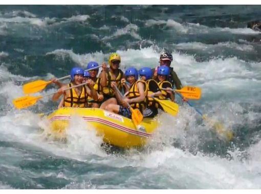 WWC rafting