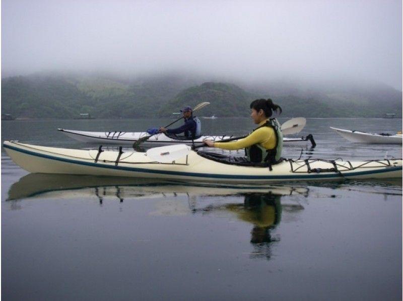 [Setouchi] sea kayak tour (Setouchi uninhabited island tour 1DAY)の紹介画像