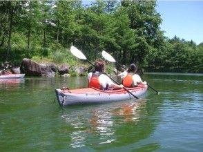 [Yamanashi Yatsugatake] mountain kayaking experience