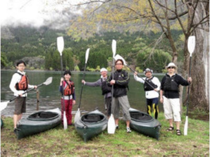 [นากาโนะ Hokuryuko] พายเรือแคนูในชั้นเรียน [2 ท่านราคา] ของภาพเบื้องต้น