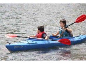 [Gunma/ Water / Minakami] enjoy the lake while enjoying half-day Canoe tour