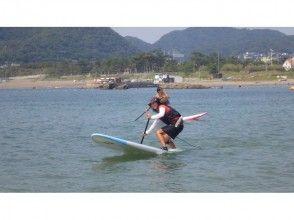 【神奈川・横須賀秋谷 SUPの技術をもっと磨きたい!】SUPステップアップクラス(半日コース)の画像