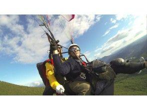 【岩手・一関】欲張りにパラグライダーミニチャレンジ&タンデムフライト満喫ブラン!(1日コース)