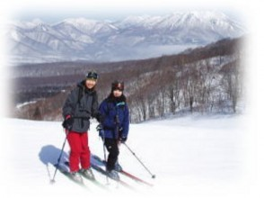 [Niigata / Myoko] for the first time of telemark skiing and backcountry image