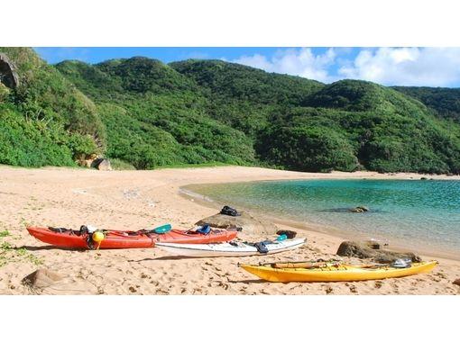 【沖縄・西表島】コースタルカヤッキングお任せプラン【1日ツアー】の紹介画像