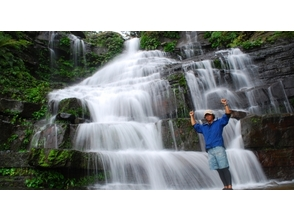 【沖縄・西表島】大見謝orゲータの滝 バラス島 海も川も満喫!1日ツアー【カヤック・トレッキング】