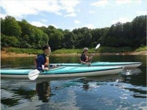 [ Gunma / Wed on] View 3 dam rowing pounding! Bullet canoeing tour! !