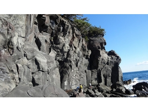 [埼玉縣越谷]攀登岩石的性質!圖像的戶外登山路線