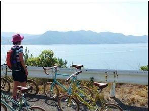 【Setouchi】 kayak & Bike tour (One day tour of Seto Inland Sea Island) <Kayak · Cycling> image