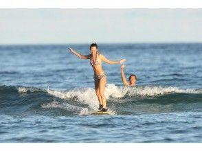 【沖縄/北谷】世界サーフィン連盟インストラクター主催!無料写真・送迎あり!体験サーフィンスクール