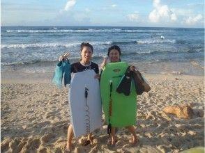 【沖縄/中頭郡】世界サーフィン連盟インストラクター主催!ボディーボードスクール!無料写真・送迎あり
