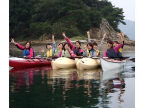 【Setouchi】 Naruto Sea kayak tide flow experience tour