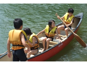 【岩手県・花巻・初心者向け!】カヌー&ボート(十二丁目沼コース)の画像