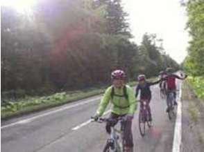 【北海道・札幌】札幌近郊プレミアムロードバイクサイクリングツアー(1日コース)の画像