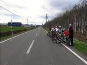 【北海道・札幌】新千歳近郊本格ロードバイクサイクリングツアー(半日コース)の画像