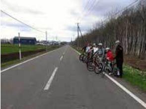 【北海道・札幌】新千歳近郊本格ロードバイクサイクリングツアー(1日コース)の画像