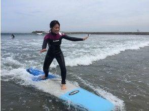 レンタル・送迎無料!!レッスンプロが教える体験サーフィンスクール【千葉・東京 初心者大歓迎】