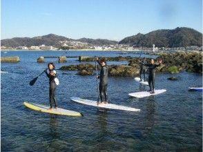 【神奈川・逗子/葉山】SUP(スタンドアップパドルボード)体験(半日コース)の画像