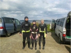 [Kagoshima ・ Amami Oshima ・ First time underwater Experience! ] Experience of peace of mind Diving! !