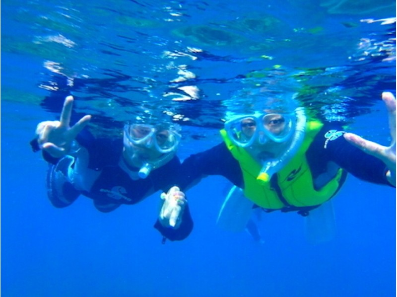 Okinawa Miyakojima Limited Private Beach Snorkeling Underwater Camera Rental Free 3 Hours Course