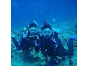 [Tokyo] trying to enjoy the underwater world! Discover Scuba Diving (ocean)