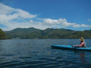 【長野・野尻湖】カヤックで遊ぼう!ちょこっと体験コース(90分)の画像