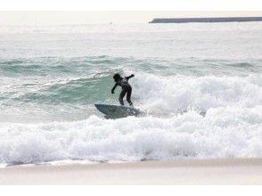 【茨城・東海村】初心者向け!サーフィン体験スクール(2時間)の画像