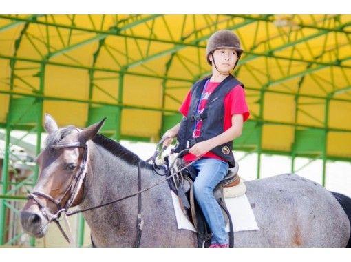 【兵庫/明石・東播磨】運動不足解消にも!ジュニア乗馬コース