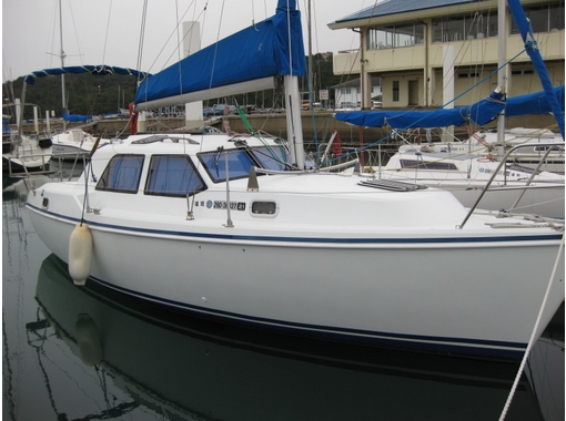 【兵庫・姫路】1人でもヨットを十分に楽しむ!1日体験コース
