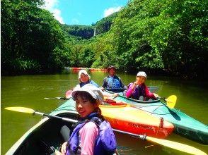 [โอกินาว่า / เกาะอิริโอโมเตะ] คูปองทั่วไปในภูมิภาคใช้ได้ พายเรือแคนูป่าชายเลนและเล่นน้ำตกมากมาย จำกัด เฉพาะครอบครัวรวมทั้งเด็ก