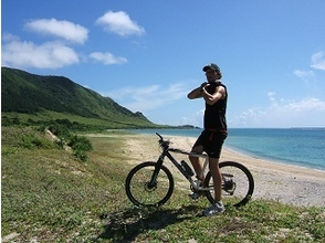 AJ only! ! 【Okinawa · Ishigakijima】 Enjoy nature in short time! Mountain bike half day tour! Image of