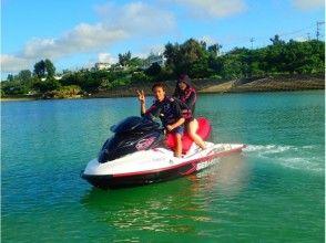 [Okinawa Onna] jet ski rental course