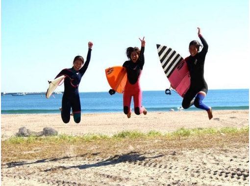 【茨城・ひたちなか市・東海村】お得な3回コースで基礎をしっかりマスター!初心者スクール(1回2時間)の紹介画像