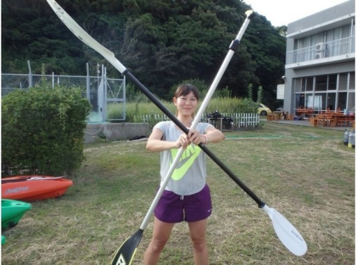 Feel free to Rental for 2 hours SUP ♪ Feel like walking on the water! Easy plan without guide ☆の紹介画像