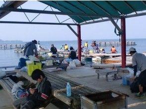 【沖縄・恩納村】釣りコース 本部釣りイカダ
