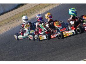 【岩手・八幡平】1人でも友達同士でも楽しくレース!!レンタルカートツアー【10周・3回券】の画像