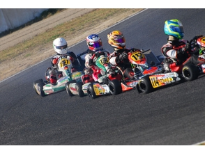 【 Iwate · Hachimantai】 Even a single person or friends race happily! ! Rental cart tour 【10 laps / 3 tickets】