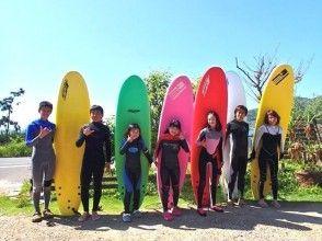 【福岡・糸島】NSA公認指導員による少人数制スクール!サーフィン体験(半日コース)の画像